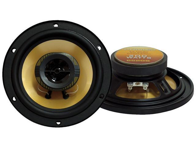 Pyramid - 6.5'' 200 Watts Two-Way Speakers