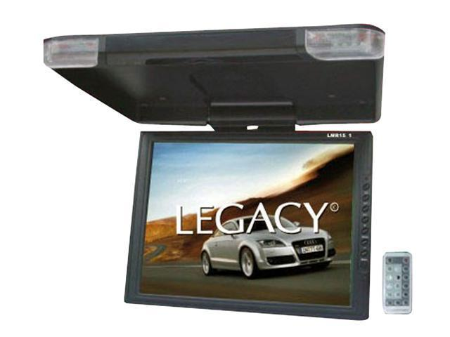 Legacy - High Resolution TFT Roof Mount Monitor w/ IR Transmitter & Wireless Remote Control