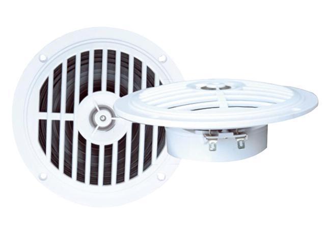 Pyle - 5 1/4'' Dual Cone Waterproof Marine Stereo Speaker System