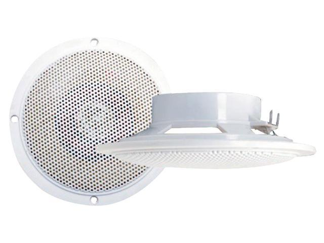 Pyramid - 100 Watts 4'' Waterproof Flush mount 2 Way Marine Speaker System