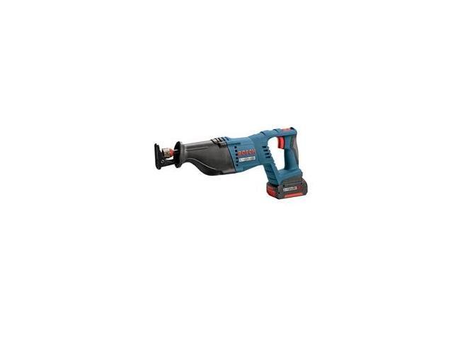 BOSCH CRS180K Cordless Reciprocating Saw Kit,7.6 lb.