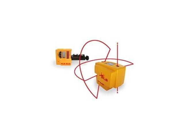 Pacific Laser Systems PLS4 Tool Point and Line Laser PLS4 System with SLD Detector