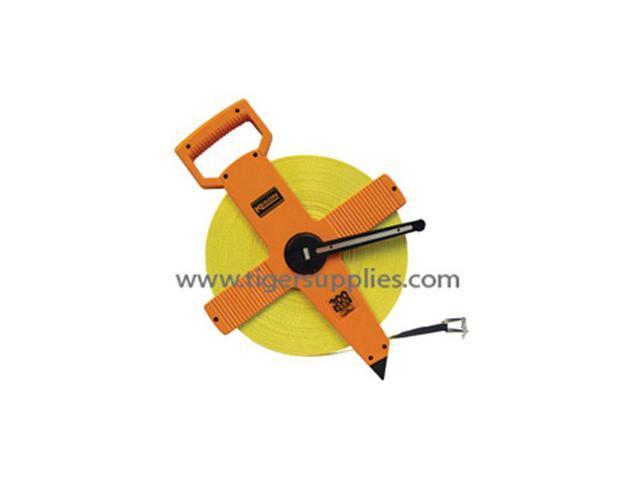 Keson Open-Type Reel,Ultra-Glass Blade OTR Measuring Tape 165-Foot OTR18M165