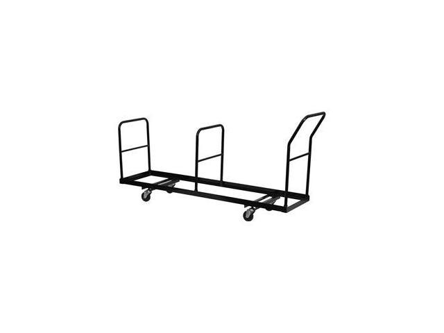 Flash Furniture Vertical Storage Folding Chair Dolly - 35 Chair Capacity [NG-DOLLY-309-35-GG]