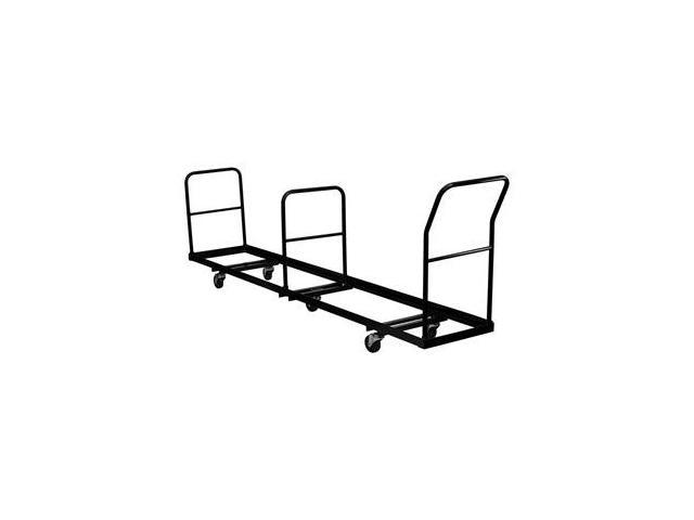 Flash Furniture Vertical Storage Folding Chair Dolly - 50 Chair Capacity [NG-DOLLY-309-50-GG]