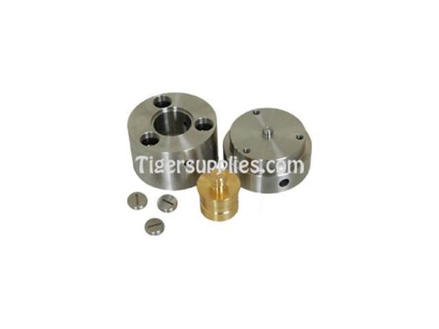 Adjustable Tilt Stainless Steel Monument Adapter 2072-32
