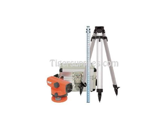 Seco  24X Automatic Level  4811-24P2 Package