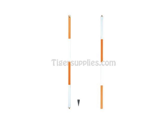 Seco Heavy Duty Range Poles 8' 5140-00-WOR - OEM