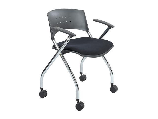 Safco 3481BL xtc.® Upholstered Nesting Chair (Qty.2) 24