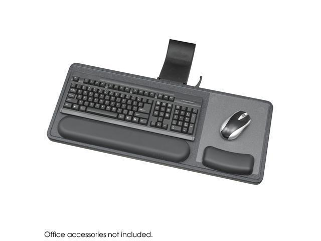 Safco 2196 Ergo-Comfort® Sit/Stand Articulating Keyboard/Mouse Arm 27 7/8