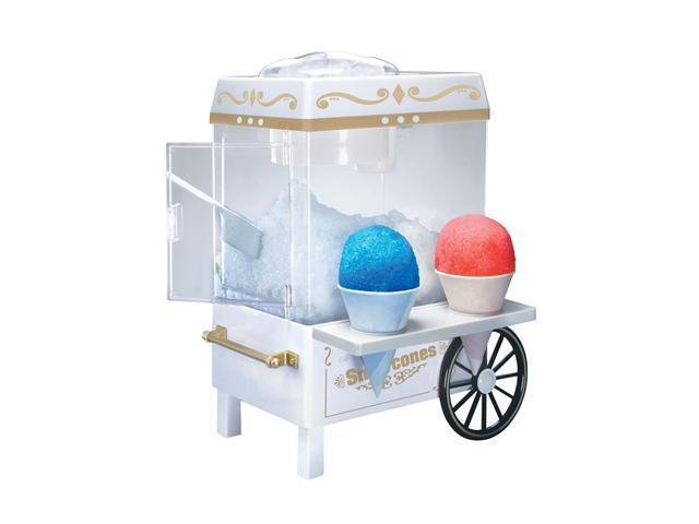 Nostalgia Electrics SCM-502 Vintage Collection Carnival Style Snow Cone Maker