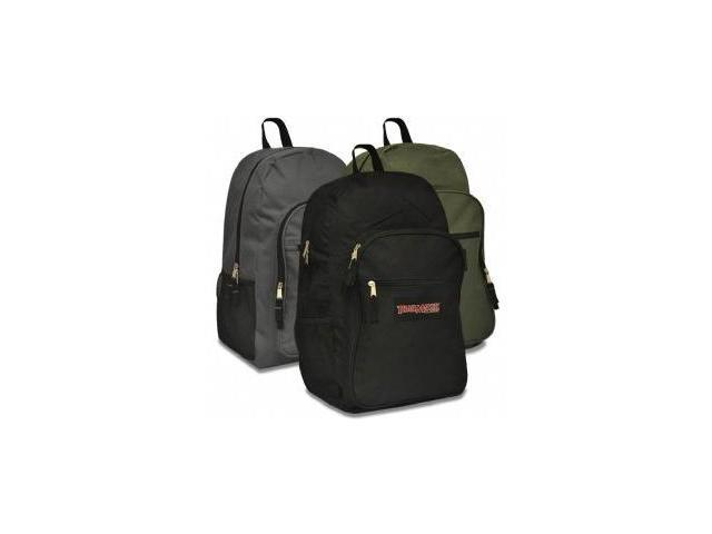Deluxe 19 Inch Backpack Case Pack 24 - 3 Colors