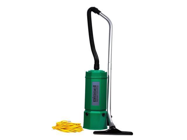 Bissell BigGreen Commercial High Filtration Backpack Vacuum BG1006