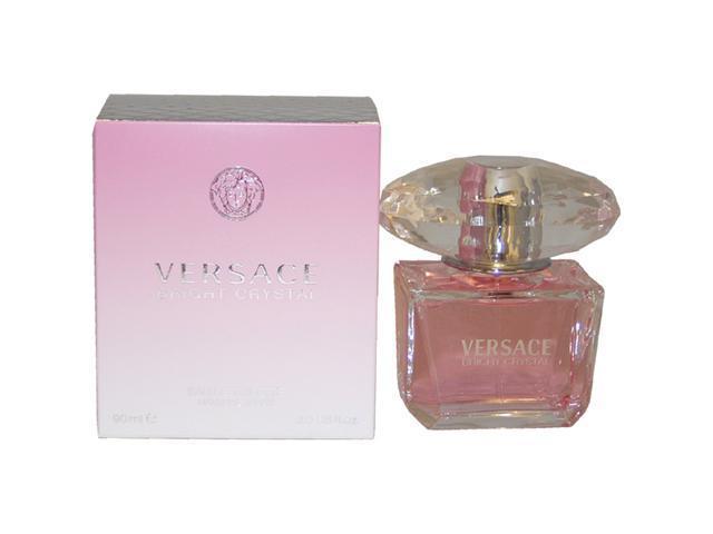 Versace Bright Crystal 3.0 oz EDT Spray