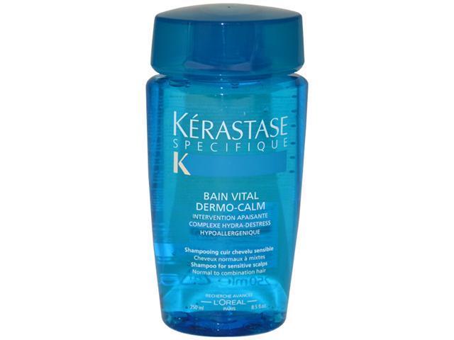 Kerastase Specifique Bain Vital Dermo-Calm Shampoo by Kerastase for Unisex - 8.5 oz Shampoo