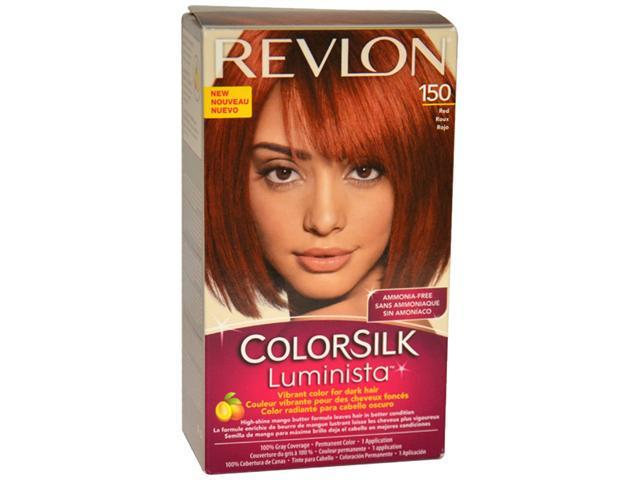 Colorsilk Luminista #150 Red by Revlon for Women - 1 Application Hair Color