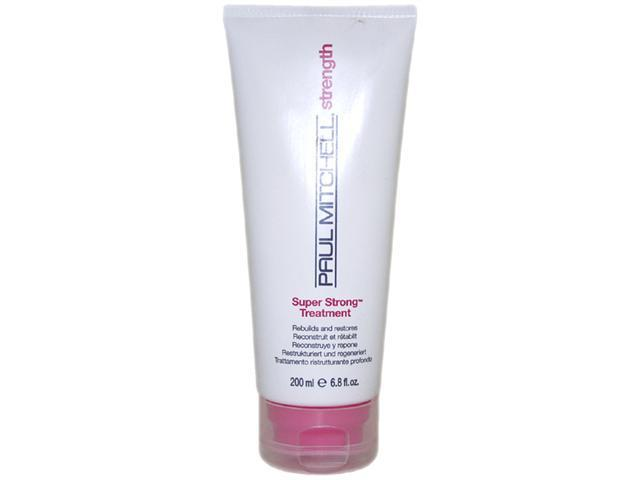 Super Strong Treatment by Paul Mitchell for Unisex - 6.8 oz Treatment