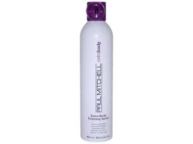 Extra Body Finishing Spray by Paul Mitchell for Unisex - 12 oz Hair Spray