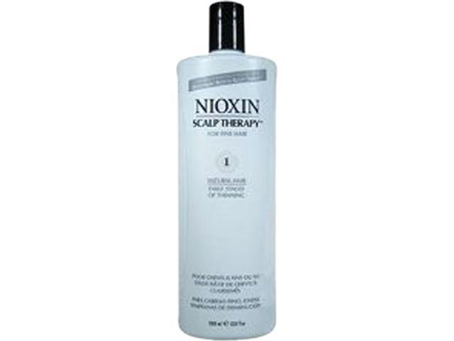 System 1 Scalp Therapy For Fine Natural Normal - Thin Looking Hair by Nioxin for Unisex - 10.1 oz Scalp Therapy