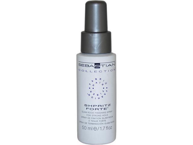 Collection Shpritz Forte Finishing Spray by Sebastian Professional for Unisex - 1.7 oz Hair Spray