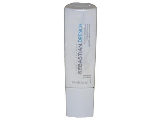 Professional Drench Moisturizing Conditioner by Sebastian Professional for Unisex - 8.4 oz Conditioner