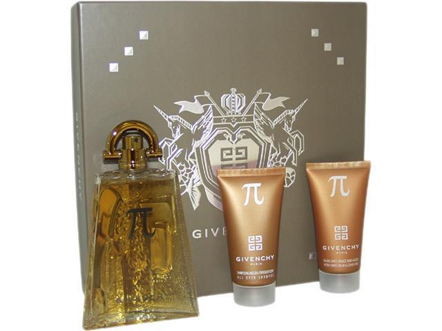 Givenchy Blue Label by Givenchy for Men - 3 Pc Gift Set