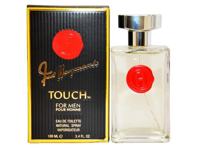 Touch Pour Homme by Fred Hayman for Men - 3.4 oz EDT Spray
