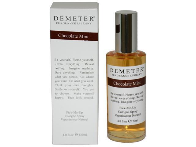 Chocolate Mint by Demeter for Unisex - 4 oz Cologne Spray