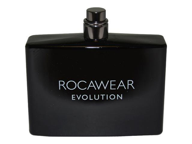 Rocawear Evolution by Rocawear for Men - 3.4 oz EDT Spray (Tester)