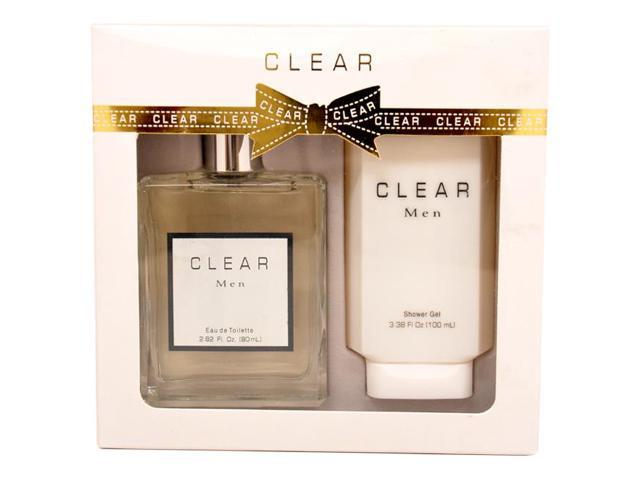 Clear Women by Intercity Beauty Company for Women - 2 Pc Gift Set 2.82oz EDT Spray  3.38oz Body Lotion