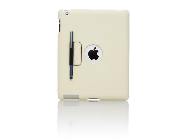 Targus THD00602US Slim Case for the New iPad - Bone White