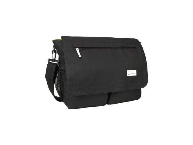 Amy Michelle Seattle Diaper Bag (Black)