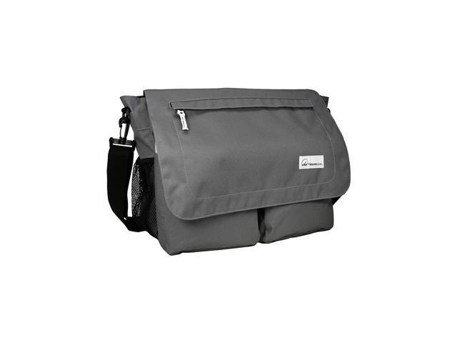 Amy Michelle Seattle Diaper Bag (Charcoal)