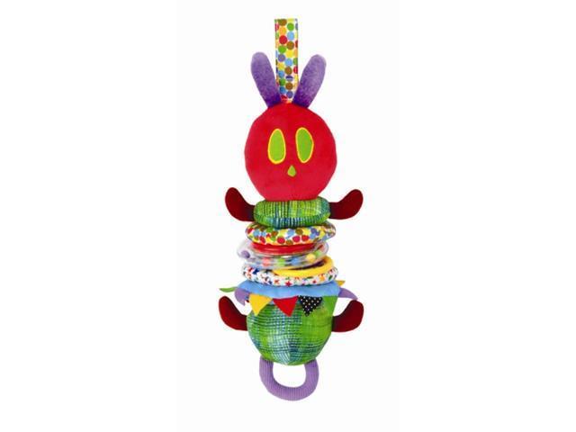 Kids Preferred Eric Carle Developmental Hanging Toy (Caterpillar Jiggler)