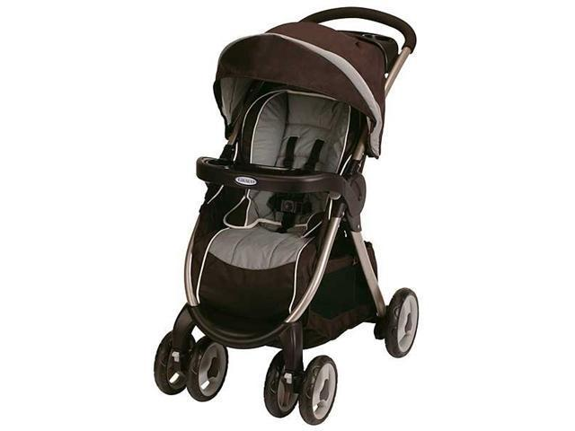 Graco FastAction Fold Click Connect Stroller (Coco)