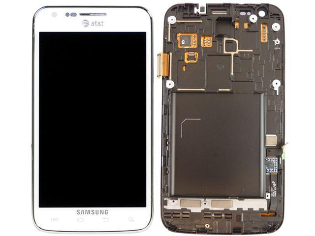 LCD Touch Screen Digitizer Replacement Samsung Galaxy SII SkyRocket i727 ATT OEM