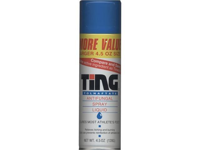 TING SPRAY LIQUID Size: 4.5 OZ