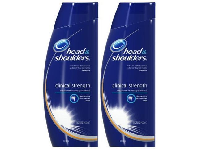 Head & Shoulders Shampoo, Clinical Strength, 14.2 oz