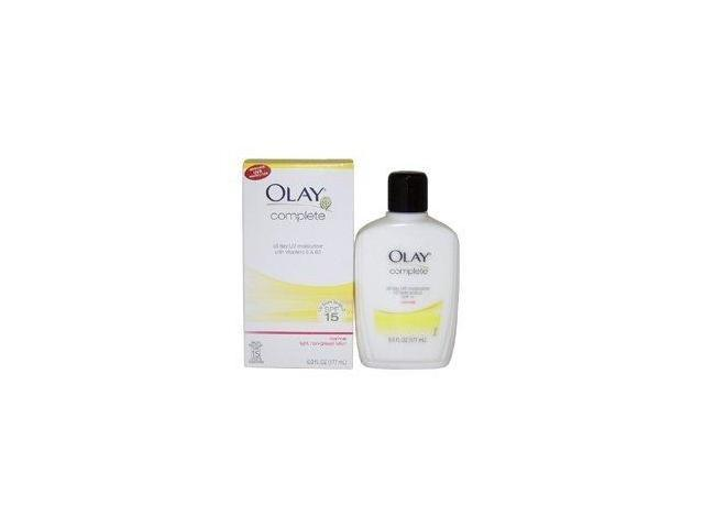 Olay Complete Moisturizer, All Day, SPF 15, Normal, 6 oz.