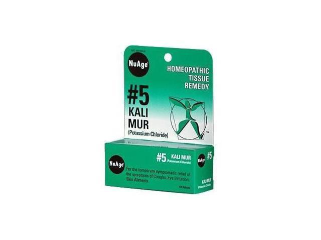 #5 Kalimur 6X 125 Tablets