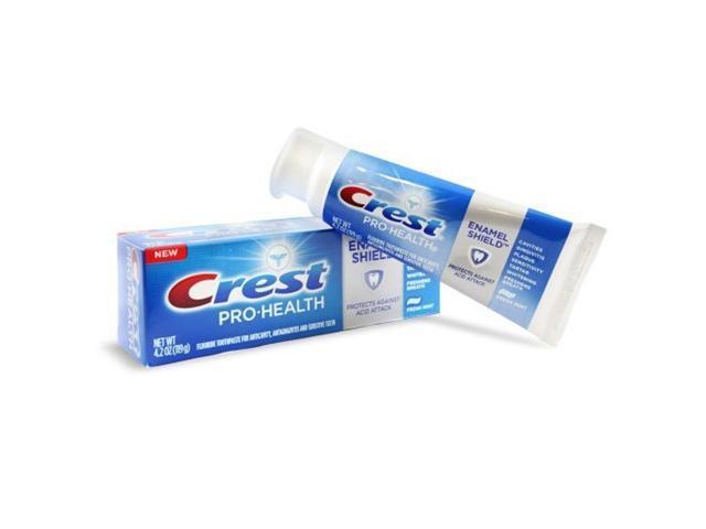 Crest Pro-Health Toothpaste - Enamel Shield - Fresh Mint 4.2 Oz