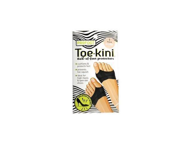 TOE-KINI BALL OF FOOT PROTECTR Size: 1 PR