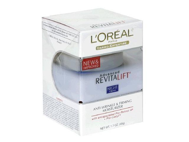 Revitalift Anti-Wrinkle & Firming Moisturizer - 1.7 oz Night Cream