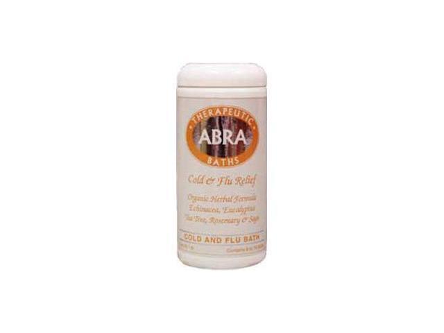 Cold & Flu Bath - Abra Therapeutics - 1 lbs - Powder