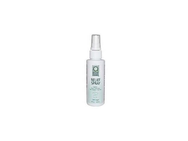 Tea Tree Relief Spray With Essential Oils - Desert Essence - 4 oz - Spray