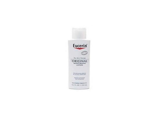 Eucerin Original Moisturizing Body Lotion, 8.4 oz