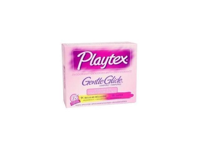 Playtex Gentle Glide Deodorant Multipack Tampons-18 ct