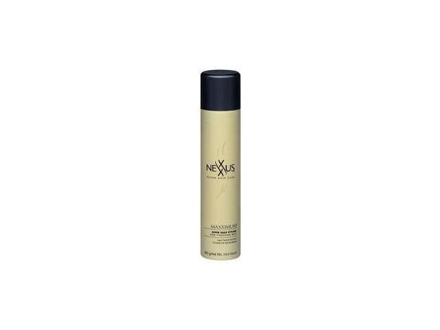 Nexxus Maxximum Finishing Aerosol Spray Unisex, 10 Ounce