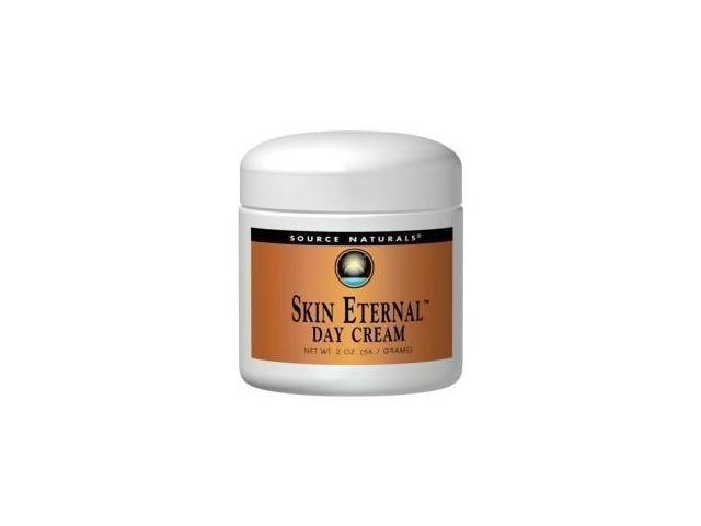 Skin Eternal Day Cream - Source Naturals, Inc. - 2 oz - Cream