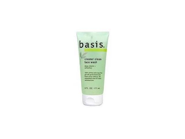 BASIS CLEANER FACE WASH Size: 6 OZ